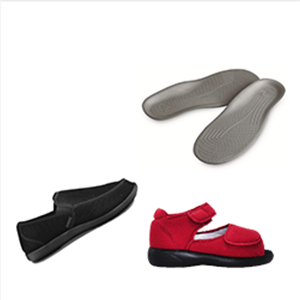 Diabetic Shoes & Insoles
