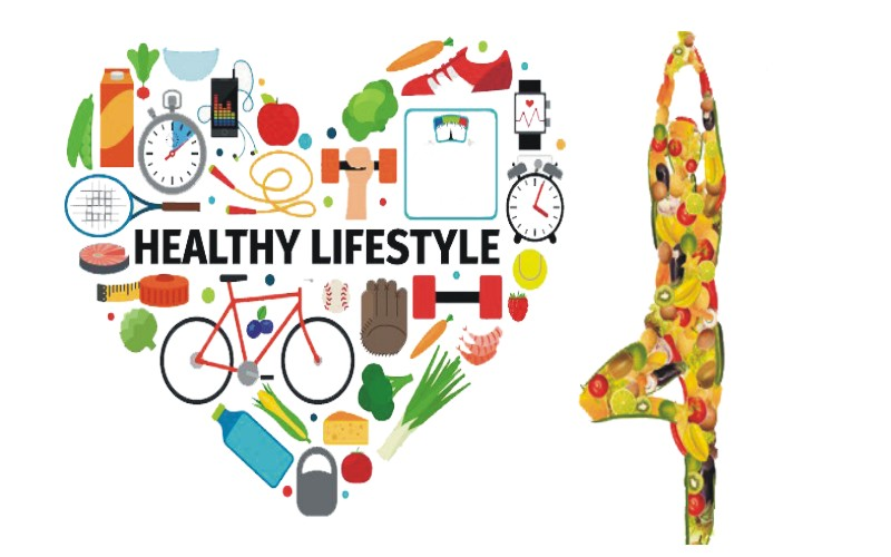 「healthy lifestyle」の画像検索結果