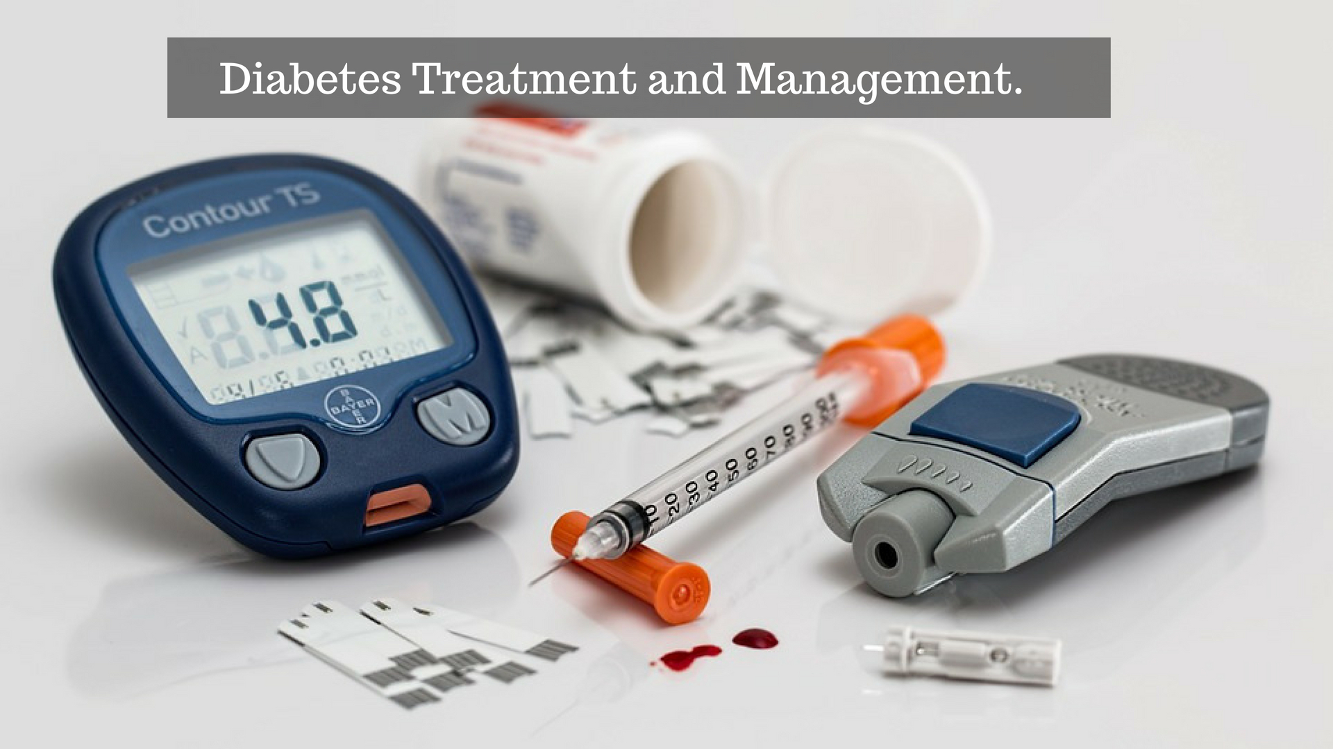 Diabetes Treatment and Management.
